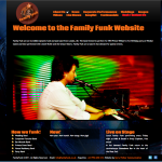 Website Design for Family Funk