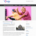 Website Design and Online Marketing for The Exercise Club, Clifton