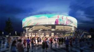 Bristol Arena Eurovision host city
