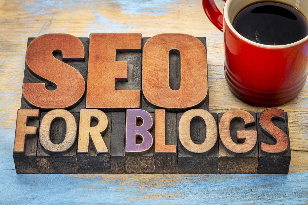 SEO for blogs copywriting for web online marketing